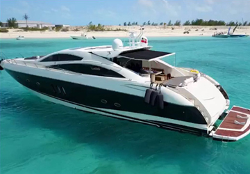 90' Canados Cancun Luxury Yacht Charters, Cancun Boat Rentals, Yacht Charters Cancun, Cancun mexico Cancun,
